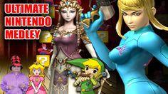 """""""The Ultimate Nintendo Medley"""" (Orchestra Cover ) - The Mini Mario Orche..."""