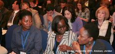 The International Development Evaluation Association (IDEAS)