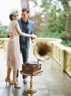Dansen op muziek uit de jaren '20