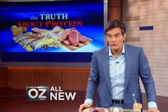 Greek yogurt-- freeze it with some blueberries or flavored yogurt add cinnamon on top and yummMmmm ice cream --  Are High Protein Diets a Good or Bad Thing?
