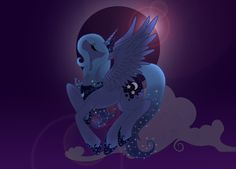 Made for the contest of but I wanted to draw adult Princess Luna anyway, I wanted to try make her hair looks similar to Celestias but still have a night feel (not like NMM's) If you like this, you ...