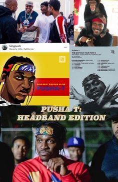 Best Rapper Alive, Pusha T, Beverly Hills, Relationship, Movie Posters, Movies, Films, Film Poster, Cinema