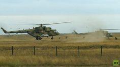 ICYMI: VIDEO: Así entrenan aviones y helicópteros militares de Rusia y de Serbia