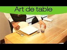 Comment dresser une table convenablement ?