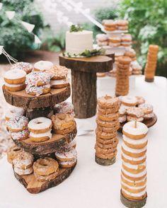 Düğünde donut mı olur deme! Aylardır beklediğin tatlı kaçamak en yakın arkadaşının düğününde desene. . The Barn Polonezköy olarak size yemyeşil bir doğada unutulmaz bir düğüne ev sahipliğine davet ediyoruz! . #TheBarndaMutluluk . Donuts at a wedding?! You know everybody needs a sweet escape once in awhile! . The Barn Polonezköy invites you to host an unforgettable wedding surrounded by the greenest nature! . . . . . #BaharDüğünleri #Bahar #Tatlı #BrunchWedding #Düğün #TatlıKöşesi #MutluGün…