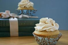 Cupcakes for Two. I used gluten free flour. The basic cupcake recipe. From there you can add anything. Blueberries...