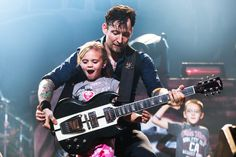 """Aw... Love this photo... ""  VOLBEAT 