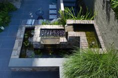 garden fountains and waterfalls - Yahoo Image Search Results