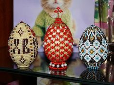 Easter eggs - patterns - russian, need to translate - for better quality download the file