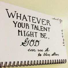 #God #bible #Advent #quotes #calligraphy
