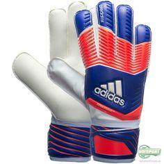 Voetbal , keepers handschoenen  . merk : adidas