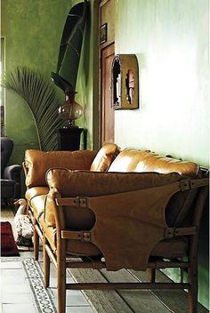 LIA Leuk Interieur Advies/Lovely Interior Advice: green