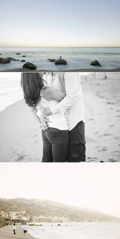 Malibu Engagement Session / www.jc2photo.com