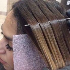 4 Close-Up Color Technique Videos From @paintedhair