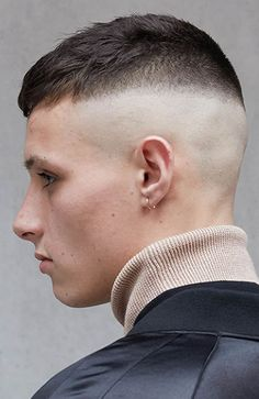 Men's Hairstyles Buzz cut. Photo: Topman. #menshairstyles #menshair #buzzcut #shorthair