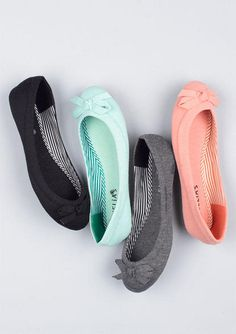 Bella Skimmer Shoes - Must have all colors love these!!!!!!!!!!!!