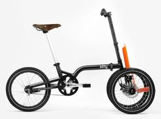 Kiffy Urban Tricycle by 360 Patrick Jouffret for NP Innovation