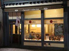 10. Suzuki's Sushi Bar, Rockland