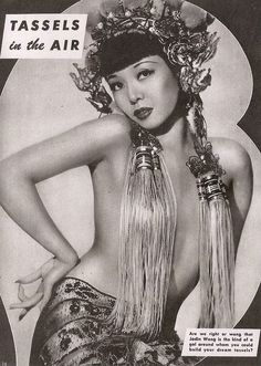 """Jadin Wong (May 24, 1913 – March 30, 2010) When Jadin Wong was asked how old she was, the celebrated dancer, comedienne and talent agent quipped, """"Age is a number, and I have an unlisted one."""" In reality, the Chinese-American pioneer, whose career spanned nightclubs, theatre, comedy and film, was 96 when she died March 30 of natural causes in New York City."""