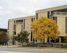 Library, Western Illinois University: Macomb Campus.....worked Here. Part 83