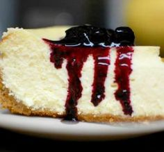 """Cheesecake Factory Cheesecake: """"Just like everyone else is saying: This is amazing. Once you make this, you will be asked to make it constantly. I brought it to one party, and now every time there is an event in my family, I'm begged to make cheesecake."""" - Chef #1274430"""