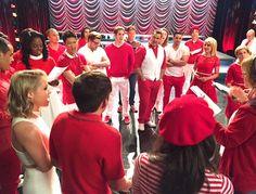 #TBT: @BillyLewis90 #gleeseason6 #Glee