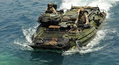 Amphibious assault vehicle AAV-7A1