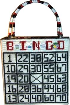 Bingo Tote   idea only