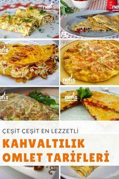 Birbirinden lezzetli tamamı denenmiş omlet tarifleri, resimli anlatımları ve püf noktalarıyla burada! Lezzetli omlet tarifi arayanlara özel değişik tarifler, sebzeli omlet tarifi peynirli omlet tarifi, pastırmalı, mantarlı ya da otlu omlet tarifi ve en beğenilen 13 farklı omlet tarifi için tıklayın!