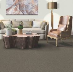 Our Intricate Details Berber Carpet in Downtown is the ideal cozy living room carpet! This tufted wool carpet features multiple colorations in a tailored pinpoint pattern for a versatile look that works well in any room. It starts at $5.29 SQ FT.
