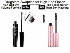 "Awesome ""mascara tips"" information is offered on our site. Check it out and you wont be sorry you did. #HormonalAcneRemedies Best Mascara, Mascara Tips, How To Apply Mascara, Eyeliner, Applying Mascara, Too Faced Mascara Dupe, Ardell Lashes, Concealer, Dupes"