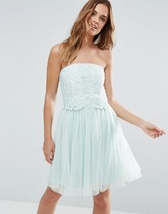 a0ab16422051c8 Discover Fashion Online Prom Dresses Blue, Day Dresses, Mesh Skirt, Mode  Online,