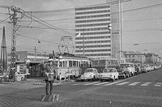 Ilyen is volt Budapest - Üllői út Old Pictures, Old Photos, Vintage Photos, Budapest City, Historical Photos, Hungary, Street View, Marvel, History