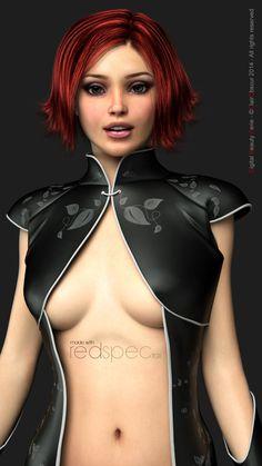 Digital Beauty Series - Portrait (Oct14)