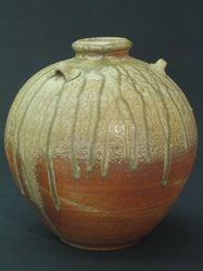 Rudy Tucker Pottery - wood fired, salt glazed