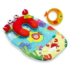Tiny Love™ Under the Sea Tummy Time Play Mat - buybuyBaby.com