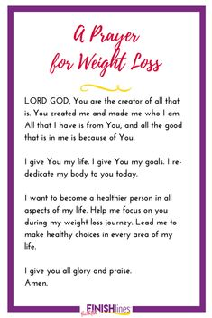 Losing weight tips to study on for a sensible belly fat loss. Therefore please see these superb pin-image number 5986128443 here. Prayer Scriptures, Faith Prayer, Prayer Quotes, Jesus Prayer, Prayer Book, Spiritual Quotes, Weight Loss Journal, Weight Loss Goals, Best Weight Loss