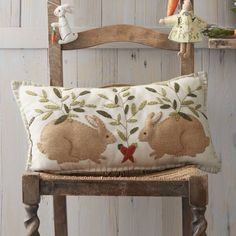 Are you interested in our Bunny cushion? With our Bunny cushion you need look no further.