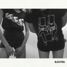 Remera KRAFTWERK & SOULWAX. BLACKPOOL, ediciones limitadas de remeras. http://blackpoolremeras.tiendanube.com/mujer/https://www.facebook.com/blackpoolremeras