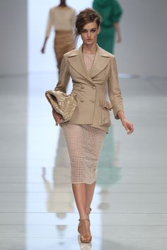 Ermanno Scervino Spring Summer 2012 Ready-To-Wear.