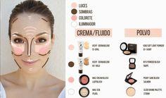New Makeup Paso A Paso Iluminador 20 Ideas Makeup Artist Logo, Best Makeup Artist, Mac Cream Blush, Makeup Blog, Makeup Tips, Diy Beauty Crafts, Peggy Sage, Kids Diary, Pink Manicure
