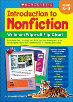 Great resource for teaching nonfiction text features