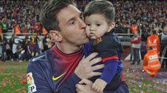 Leo Messi desea que todos los ninos del mundo tengan las mismas oportunidades de su hijo - subjuntivo