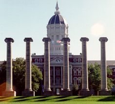 University of Missouri in Columbia, MO ... M-I-Z!