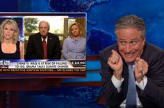 Must-see morning clip: Dick Cheney is a sorrowful blame-shifter