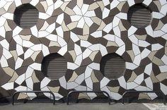 Ravensbourne - tessellating tiles