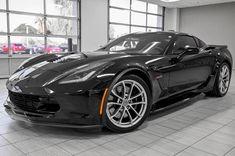 Corvette Grand Sport, Chevrolet Corvette, Mercedes Benz, Doors, Car, Shop, Black, Cutaway, Automobile