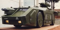 USCM M-577 Armoured Personnel Carrier From 'Aliens'