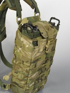 Instant-Access PRC-117G (Golf) Radio Pouch | High Ground