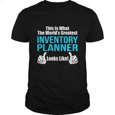 INVENTORY-PLANNER - #polo t shirts #online tshirt design. I WANT THIS => https://www.sunfrog.com/LifeStyle/INVENTORY-PLANNER-133354520-Black-Guys.html?id=60505